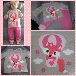 Makerist - Babyshirt für meine kleine Großnichte - 1