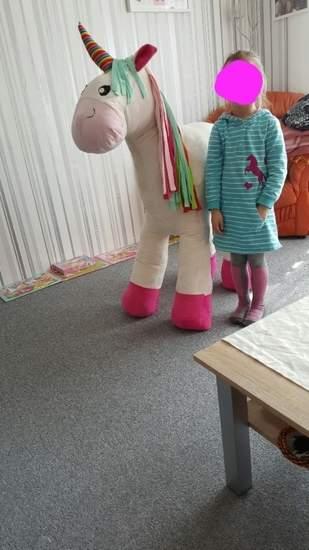 Makerist - Ein kleines Einhorn für meine Tochter 😊😊 - 1