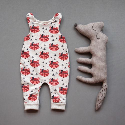 Makerist - Baby Strampler für zwei neue Erdenbürger ;-) - Nähprojekte - 1