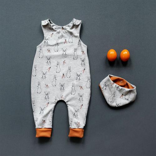 Makerist - Baby Strampler für zwei neue Erdenbürger ;-) - Nähprojekte - 2