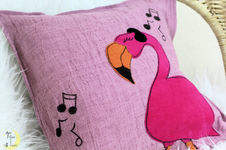 Makerist - Rocking Flamingo - 1