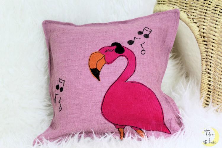 Makerist - Rocking Flamingo - Textilgestaltung - 2