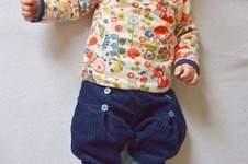 Makerist - Karlchen Knopf für Babymädchen - 1