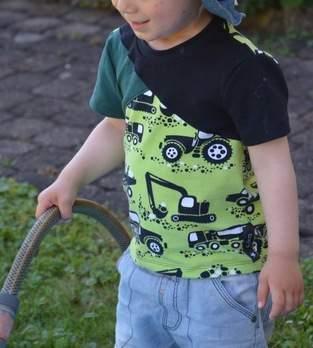 Mini-Bene für Baustellen-Fan