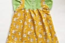 Makerist - Farbenfrohe kleine Maid - 1