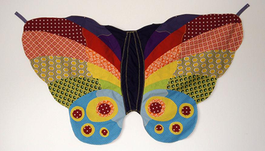 Makerist - Schmetterlingskostüm - Nähprojekte - 1