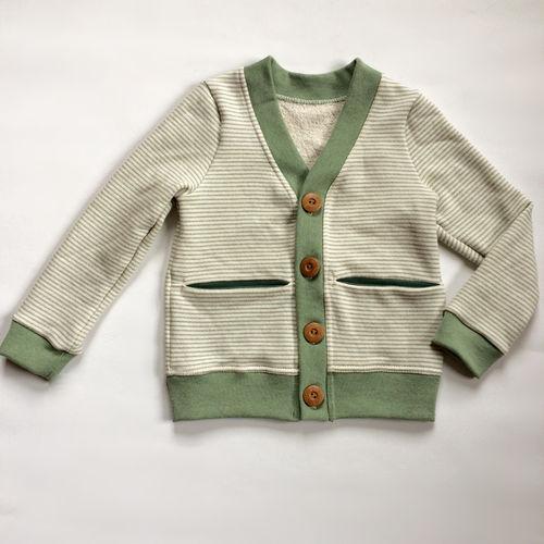 Makerist - Cardigan im Opa-Style - Nähprojekte - 1