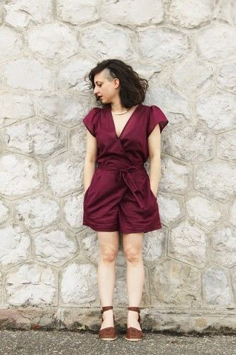 Makerist - Combi short et espadrilles: ça sent l'été - Créations de couture - 1