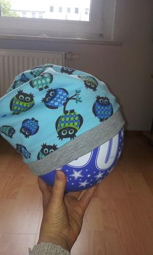 Makerist - Mein erstes Werk:Schatzis trendy Beaniemütze lang - Nähprojekte - 1