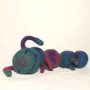 Makerist - Sleepy Caterpillar - 1