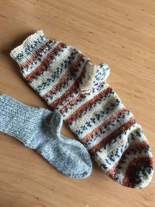 Makerist - Familien Socken - 1