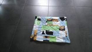 Kissenbezug für meinen Sohn