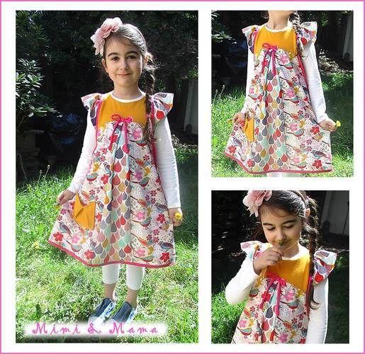 Makerist - Sommerkleid aus Jersey - Textilgestaltung - 1
