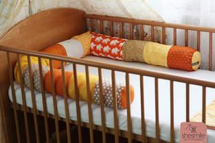 Makerist - Bettschlange Bettie - 1