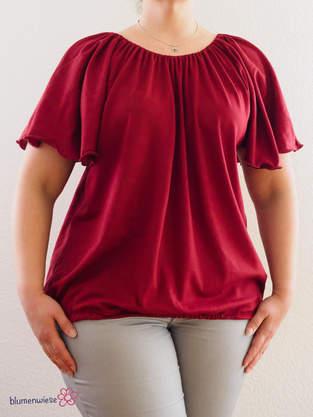 Makerist - Ein luftigleichtes Shirt für den Sommer - 1