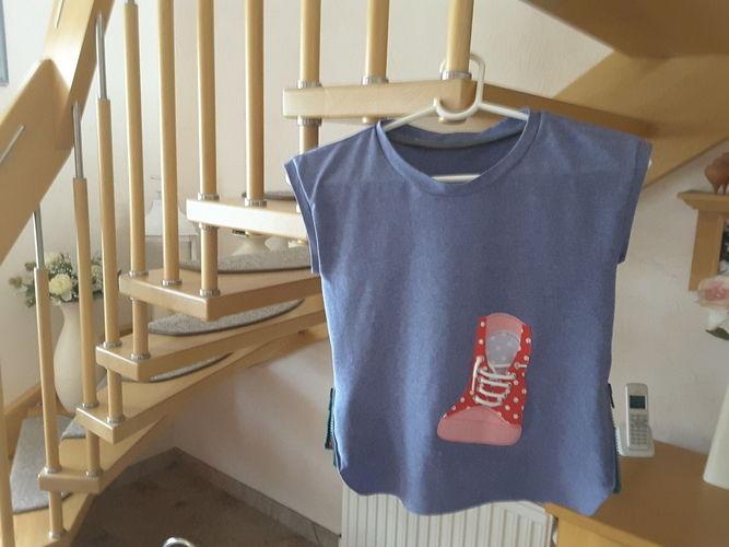 Makerist - Shirt für meine Enkeltochter - Nähprojekte - 1
