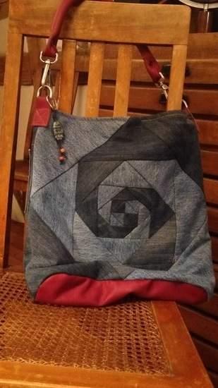 Tasche nach der Anleitung CHOBE BAG