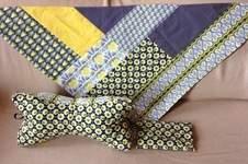 Makerist - Patchwork Schal - 1