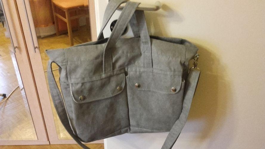 """Makerist - Tasche """"Big Elli"""" von shesmile für meine Tochter - Nähprojekte - 2"""