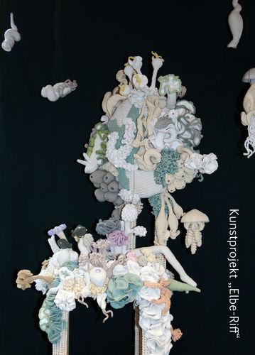Makerist - ein gehäkeltes Korallenriff in Hamburg - Häkelprojekte - 1