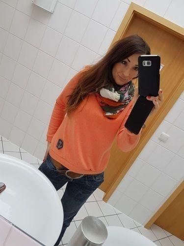 Makerist - Meine FrauBente - OrangeSweatLIEBE - Nähprojekte - 1