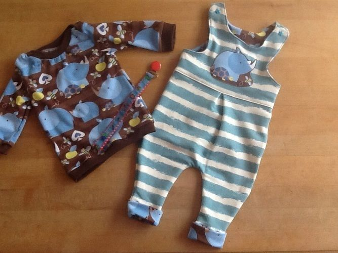 Makerist - Babyset - Nähprojekte - 1