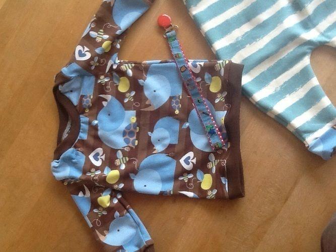 Makerist - Babyset - Nähprojekte - 2