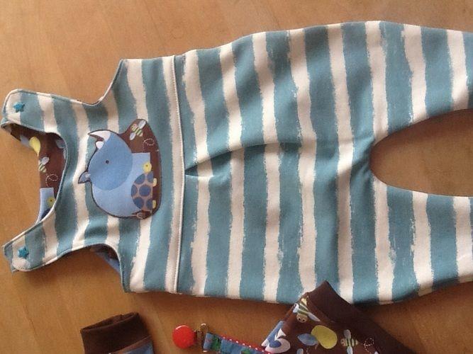 Makerist - Babyset - Nähprojekte - 3