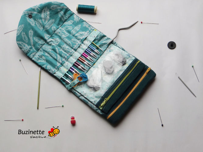 Makerist - Range tes aiguilles - Créations de couture - 1
