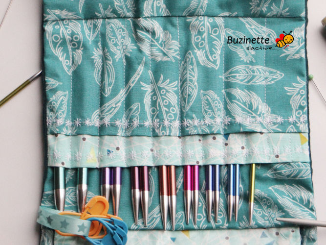 Makerist - Range tes aiguilles - Créations de couture - 2