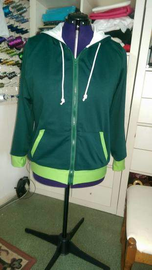 Makerist - Sweatjacke - 1