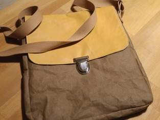 Nähanleitung: Snappap Plus Tasche mit Steckschloß