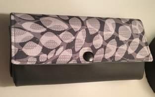 Makerist - Portmonee aus Kunstleder und Baumwolle - mein ständiger Begleiter - 1