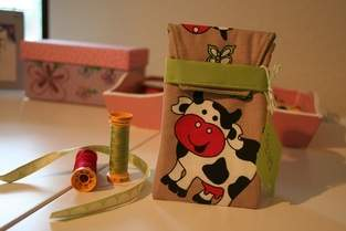 Makerist - Coole Handytasche :-) - 1