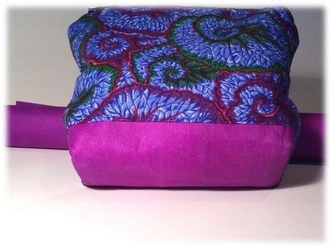 Makerist - Kosmetiktasche mit kulörtexx - Nähprojekte - 2
