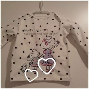 Babyshirt als Muttertagsgeschenk