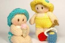 Makerist - Bitsy beach baby dolls - 1