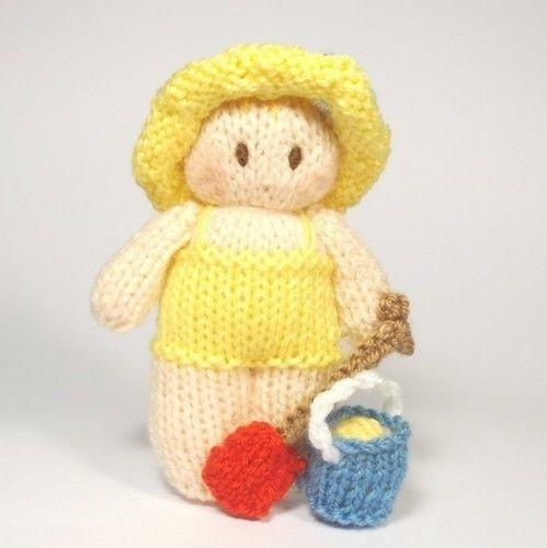 Makerist - Bitsy beach baby dolls - Knitting Showcase - 2