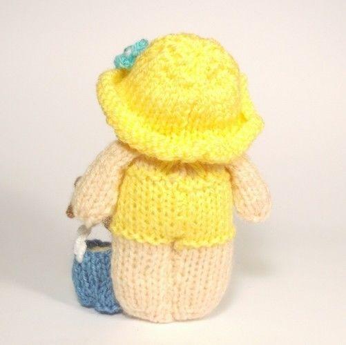 Makerist - Bitsy beach baby dolls - Knitting Showcase - 3