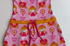 Makerist - Kid5 - Sporty Dress aus Princess-Jersey - 1