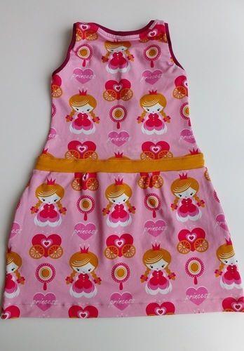 Makerist - Kid5 - Sporty Dress aus Princess-Jersey - Nähprojekte - 2