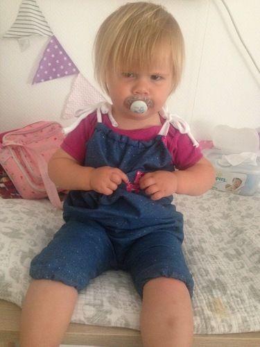 Makerist - Babyjumpsuit Sara von Engelinchen - Nähprojekte - 2