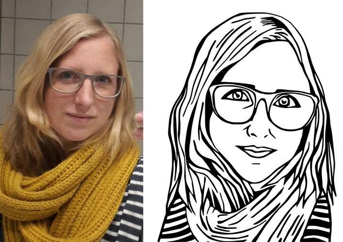 Makerist - Plotterdatei Karikatur / Comic vom Foto - DIY-Projekte - 3