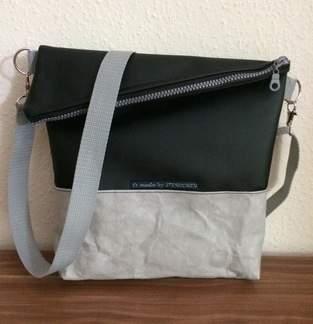 Fold-Over Tasche für Mama