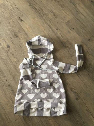 Makerist - Himmlische Vani aus Sommersweat für meine Tochter - Nähprojekte - 2