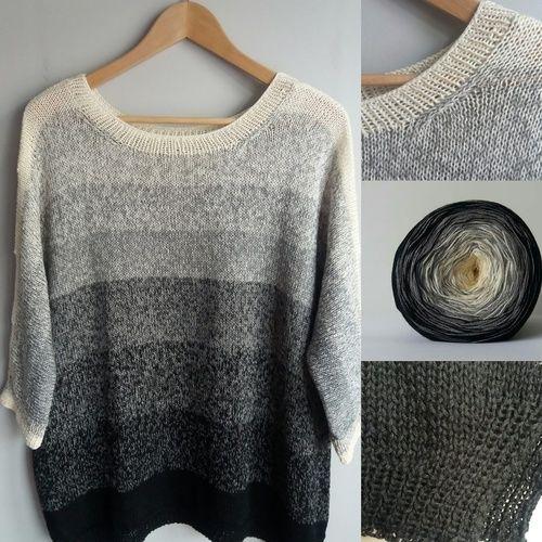 Makerist - Le pull parfait pour  le printemps  - Créations de tricot - 1