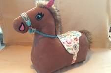 Makerist - Bonny das Pony für Greta - 1