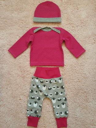 Makerist - Baby Wilkommensset  - 1