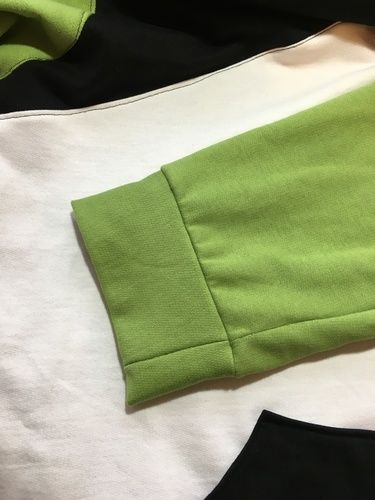 Makerist - Hoodie in Vereinsfarben - Nähprojekte - 3