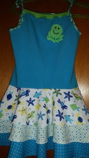 Makerist - Kleid sun kiss für meine enkelin😍  - 1